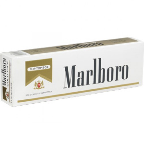 Georgia version cigarettes