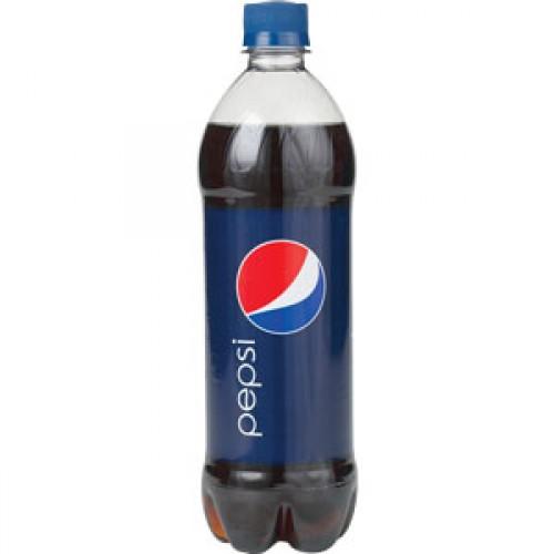 SODA Pepsi Plastic Bottles 24/24oz.
