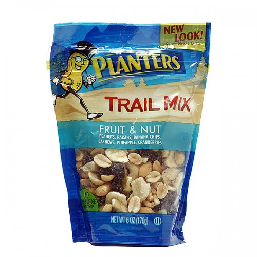 Planters Trail Mix Tropical Fruit & Nut 12ct. on diamond nuts, frito lay nuts, target nuts, kraft nuts, sam's club nuts,